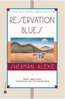 Paperback Reservation Blues Book