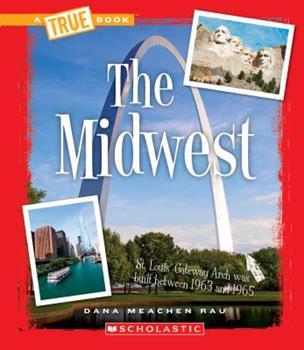 Paperback The Midwest (a True Book: The U.S. Regions) Book