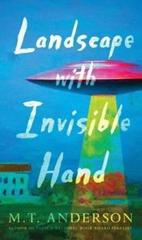 Landscape with Invisible Hand 0763687898 Book Cover
