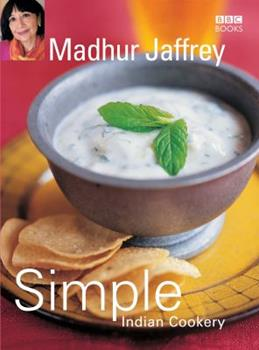 Simple Indian Cookery 056352183X Book Cover
