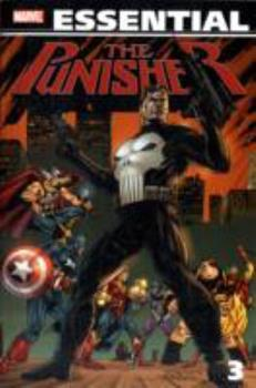 Essential Punisher Volume 3 TPB (Essential) - Book  of the Punisher