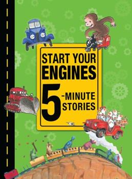 Start Your Engines 5-Minute Stories - Book  of the 5-Minute Stories