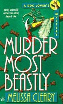 Murder Most Beastly (Berkley Prime Crime Mysteries) 0425151395 Book Cover