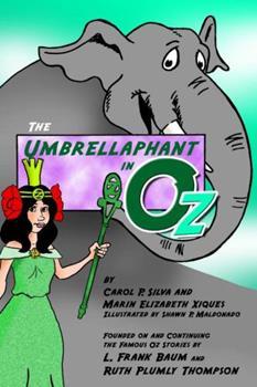 Paperback Umbrellaphant in Oz Book