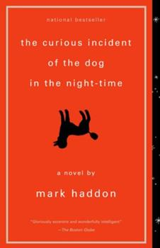Paperback The Curious Incident of the Dog in the Night-Time Book