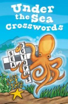 Paperback Under the Sea Crosswords Book