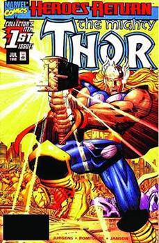 Thor By Dan Jurgens & John Romita Jr. Volume 1 - Book #1 of the Thor by Dan Jurgens & John Romita Jr.