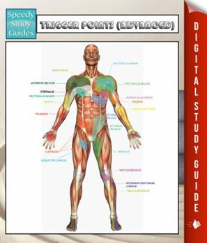 Paperback Trigger Points (Advanced) (Speedy Study Guides) Book