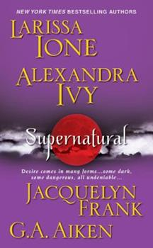 Supernatural 142010988X Book Cover