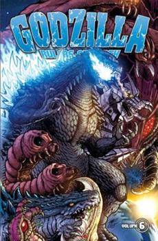 Godzilla: Rulers of Earth, Volume 6 - Book #6 of the Godzilla: Rulers of the Earth