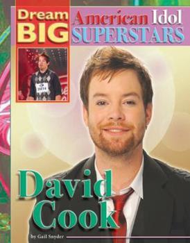 David Cook - Book  of the Dream Big: American Idol Superstars