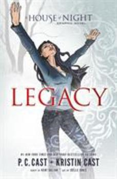 House of Night: Legacy - Book  of the House of Night: The Graphic Novel
