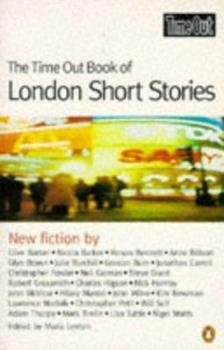 The Time Out Book of London Short Stories 0140230858 Book Cover