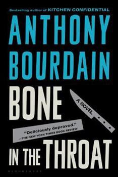 Bone in the Throat 1582341028 Book Cover