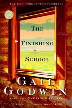 The Finishing School 0345431901 Book Cover