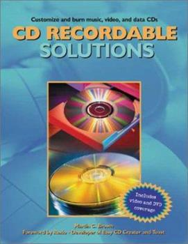 CD Recordable Solutions 1929685114 Book Cover