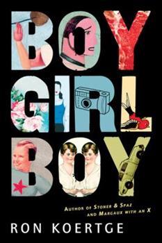 Boy Girl Boy 0152058656 Book Cover