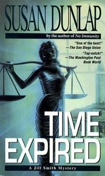 TIME EXPIRED (Jill Smith Mystery) 0440216834 Book Cover