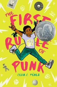 Paperback The First Rule of Punk Book
