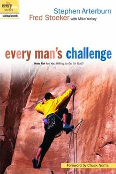 Paperback Every Man's Challenge : How Far Are You Willing to Go for God? Book