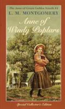Anne of Windy Poplars - Book #4 of the Anne of Green Gables