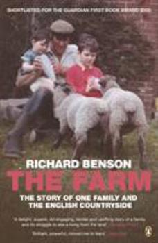 The Farm: The Story of One Family and the English Countryside 0141012943 Book Cover