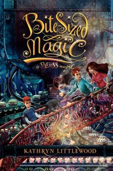 Bite-Sized Magic 0062084275 Book Cover