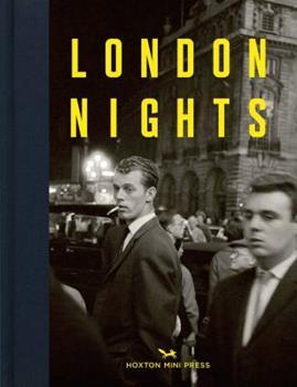 Hardcover London Nights Book