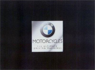 Hardcover Bmw Motorcycles: The Ultimate Riding Machines Book
