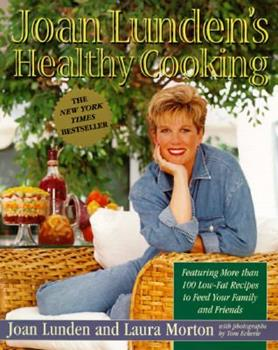 Paperback Joan Lunden's Healthy Cooking Book