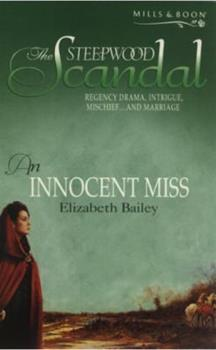An Innocent Miss - Book #2 of the Steepwood Scandal