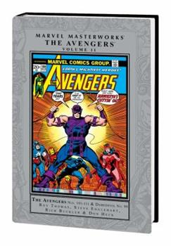 Marvel Masterworks: The Avengers, Vol. 11 - Book  of the Avengers 1963-1996 #278-285, Annual