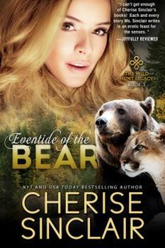 Eventide of the Bear - Book #3 of the Wild Hunt Legacy