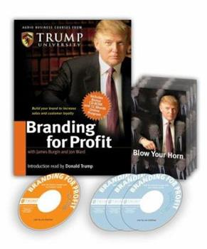 Branding for Profit (Audio Business Course) 0977421279 Book Cover