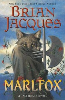 Marlfox - Book #11 of the Redwall