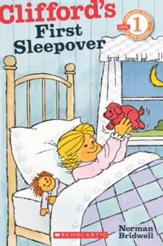 Clifford's First Sleepover (Clifford) - Book  of the Clifford the Big Red Dog