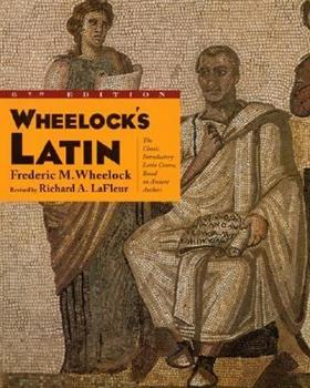 Paperback Wheelock's Latin Book