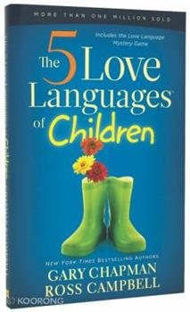 Paperback The 5 Love Languages of Children Book