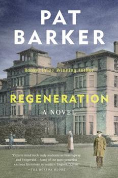 Regeneration 0140123083 Book Cover