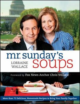 Mr. Sunday's Soups 0470640227 Book Cover