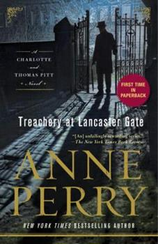 Treachery at Lancaster Gate 1101886323 Book Cover
