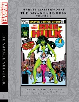 Marvel Masterworks: The Savage She-Hulk, Vol. 1 - Book #246 of the Marvel Masterworks