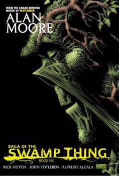 Paperback Saga of the Swamp Thing Book Six Book