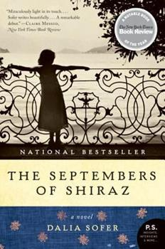 The Septembers of Shiraz 0061130400 Book Cover