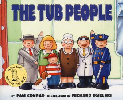 The Tub People - Book  of the Tub People