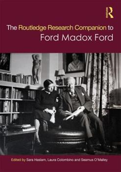 Hardcover The Routledge Research Companion to Ford Madox Ford Book