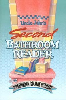 Paperback Uncle John's Second Bathroom Reader Book