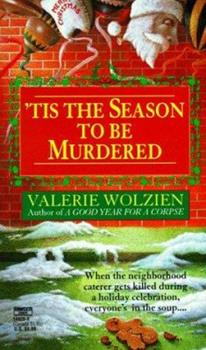 'Tis the Season to Be Murdered 044914920X Book Cover