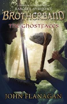 The Ghostfaces 0399163573 Book Cover