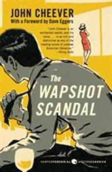 The Wapshot Scandal 0060528885 Book Cover